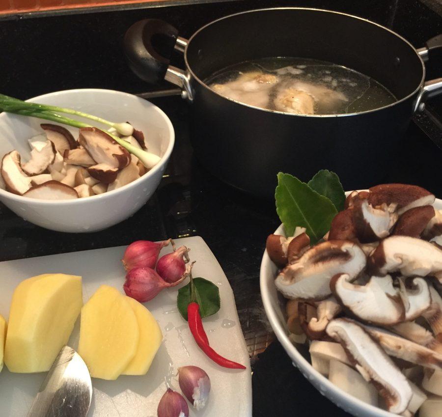 готовлю в Тае