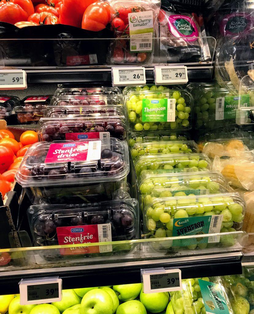 фрукты в Осло